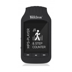 Trekstor IBEAT Jump Bluetooth 1.8-inch MP3 Player – Black