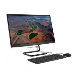 "Lenovo IdeaCentre 3 Intel Core i7 10th Gen 8GB RAM 512 SSD 23.8"" All-In-One Desktop - Black"