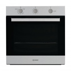 Indesit 60CM Gas Oven (IGGF 63 IX) - Stainless Steel
