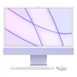 Apple iMac M1 All-In-One Desktop (2021) Purple buy in xcite Kuwait