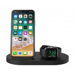 Belkin BOOST UP Wireless Charging Dock for iPhone + Apple Watch - Black 1