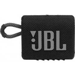 JBL Go 3 Portable Bluetooth speaker Water-proof, Dust-proof - Black