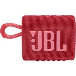 JBL Go 3 Portable Bluetooth speaker Water-proof, Dust-proof - Red