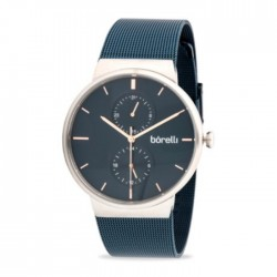 Borelli 40mm Gent's Metal Analog Watch - (20053450)