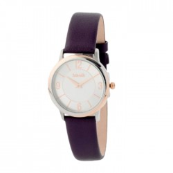 Borelli 36mm Ladies Leather Analog Watch - (20050654)