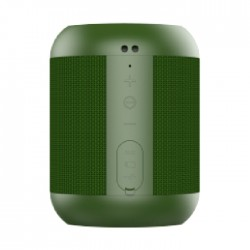 EQ Water Resistant Speaker (E7) -  Green