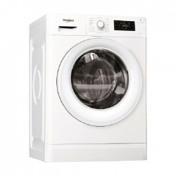 Whirlpool 8KG 1200 RPM Front Load Washing machine (FWG81283W GCC)