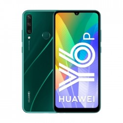Huawei Y6P 64GB phone – Green