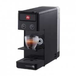 ILLY Espresso & Coffee Maker (Y3.2) -  Black
