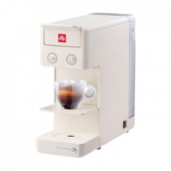 ILLY Espresso & Coffee Maker (Y3.2) -  White