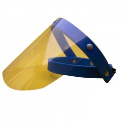 Extra Joy Kids Face shield - Royal Blue