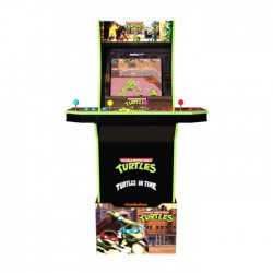 Teenage Mutant Ninja Turtles Arcade Cabinet