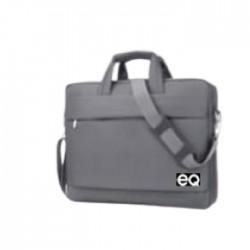 EQ 15.6 Inch Toploader Bag (KLM1352GR) - Grey