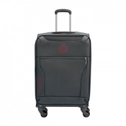 US Polo Hunter XL Soft Luggage - Grey