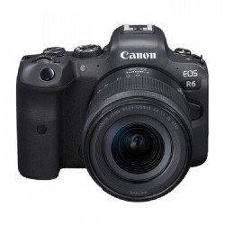 Canon EOS R6 Mirrorless Camera + 24-105MM Lens