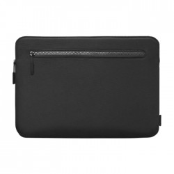 Pipetto MacBook Sleeve 15 Organiser - Black