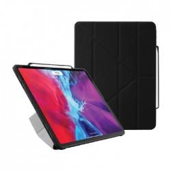 Pipetto Origami iPad Pro 12.9 Pencil Case (2020) - Black