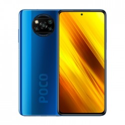 Xiaomi Poco X3 NFC 128GB Phone - Blue