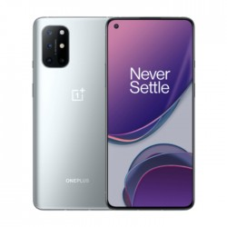 OnePlus 8T 256GB Phone - Silver