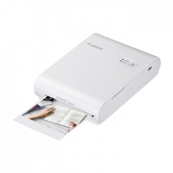 Canon Selphy Square QX10 Compact Photo Printer - White
