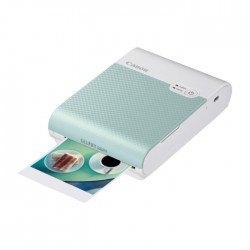 Canon Selphy Square QX10 Compact Photo Printer - Green
