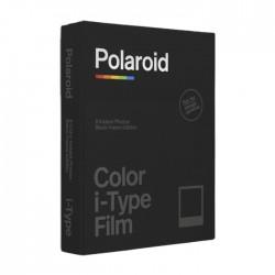Polaroid Color  For i-Type Instant Film - Black Frame
