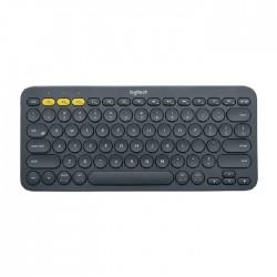 Logitech K380 Bluetooth Keyboard - Grey