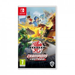 Bakugan: Champions of Vestroia - Nintendo Switch Game