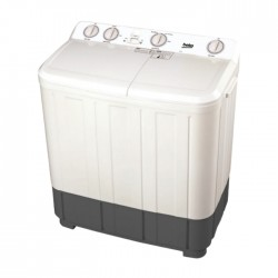 Beko Twin Tub Washer 8/4.5KG (WTT9S) - White