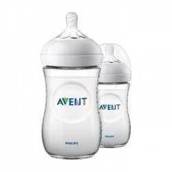 Philips Avent Baby Natural Bottle 260ML