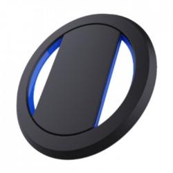 OhSnap Phone Grip - Black / Blue