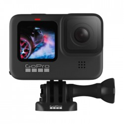 GoPro Hero 9 Action Camera - Black