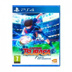 Captain Tsubasa: Rise Of New Champions - PS4 Game
