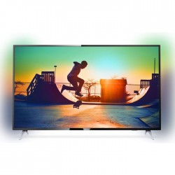 Philips 50 inch Ultra HD Smart LED TV - 50PUT6233 B