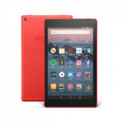 "Amazon Fire HD - 8"" display - 32 GB Tablet - Red"