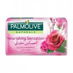 Palmolive Naturals Soap Pink Milk & Rose Petals 170g