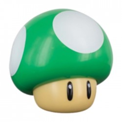 Buy Paladone Super Mario 1-Up Mushroom Light online at the best price in Kuwait. Shop Online and get new collectible with free shipping from Xcite Kuwait.
