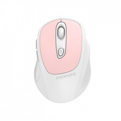Promate Clix-3 Precision Wireless Mouse - Pink
