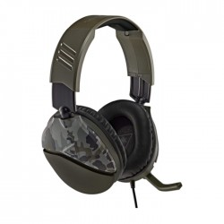 Turtlebeach Recon 70 Gaming Headset - Green Camo