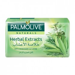 Palmolive Naturals Green Soap Herbal Extract 120g