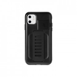 Grip2u boost case with kickstand for iPhone 11 – Charcoal