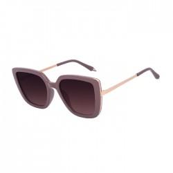 Chilli Beans Square Brown Sunglasses - OCCL3214