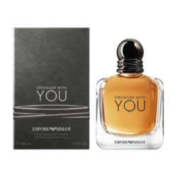 Stranger with You by Emporio Armani for Men Eau de Toilette 100 ML.