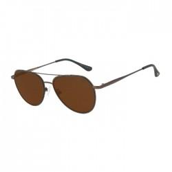 Chilli Beans Aviator Brown Sunglasses - OCMT2816