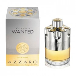 Azzaro Wanted Eau De Toilette for Men 100ml
