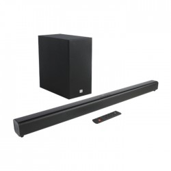 JBL Cinema SB160 2.1 Channel Soundbar with Wireless Subwoofer Price in Kuwait | Buy Online – Xcite