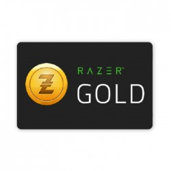 Razer Gold Gift Card - $25