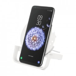 Belkin Boost Up QI Wireless Charging Stand 10W (F7U083MYWHT)