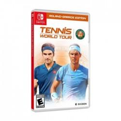 Tennis World Tour Roland-Garros Eddition NS Game Price in Kuwait | Buy Online – Xcite