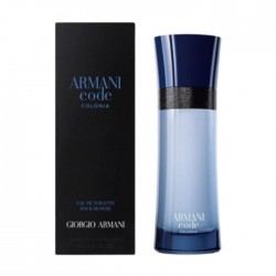Code Colonia by Giorgio Armani for Men Eau de Toilette 125 ML.